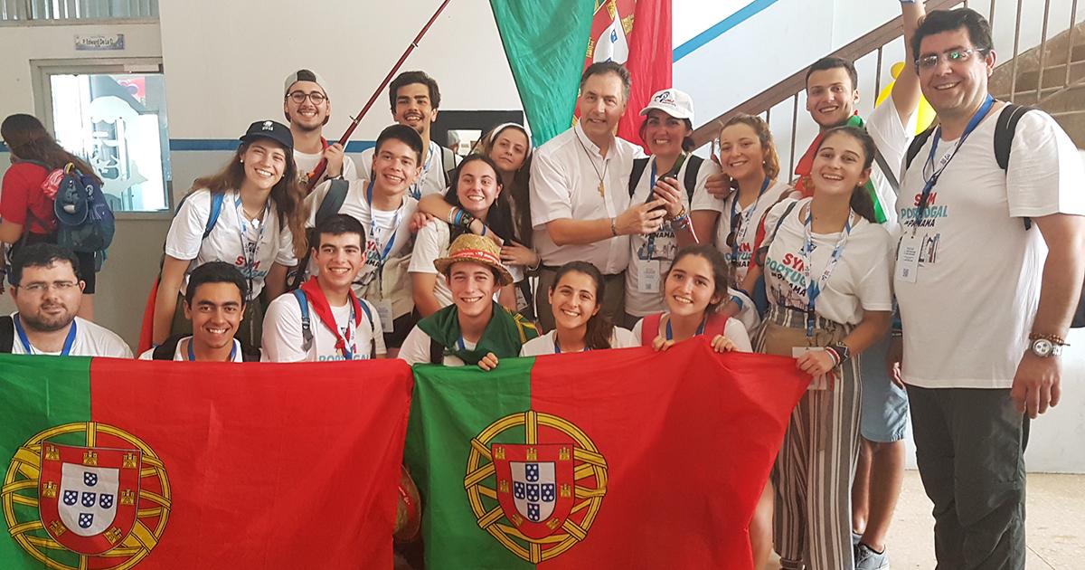 JMJ 2022 em Lisboa